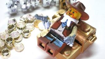 Lego Investing: mini version of legovesting course image