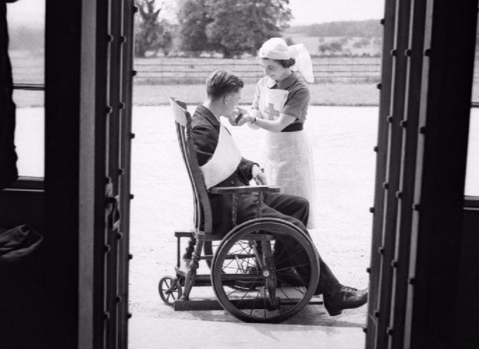 Researching British Army Nurses course image
