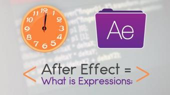 Getting started with After Effect Expressions course image