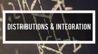 Mathematics Upper-Secondary 4 - Distributions and Integration course image