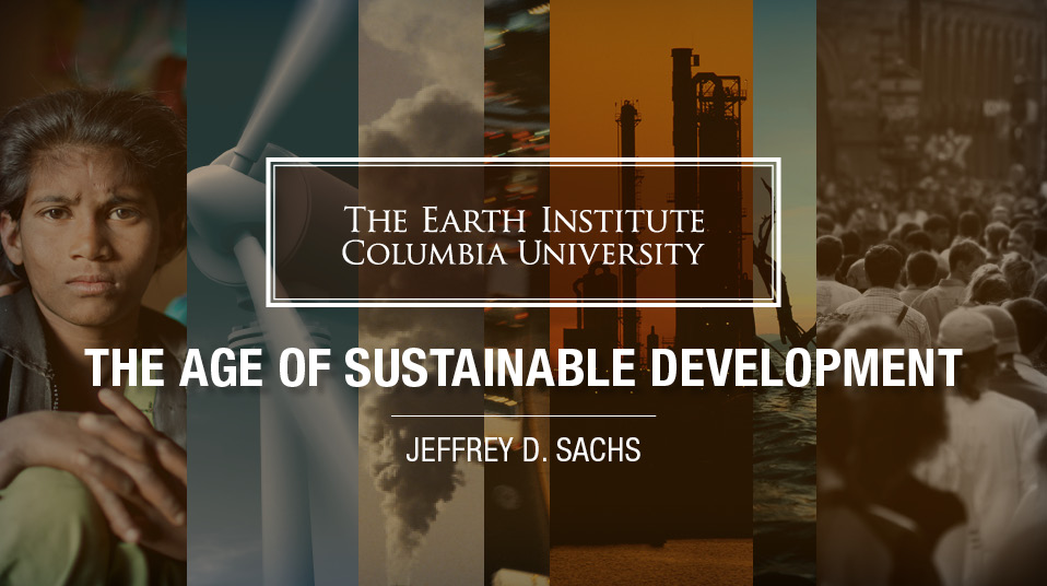 The Age of Sustainable Development course image