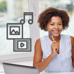 Multimedia Web Applications for Teachers and Trainers course image