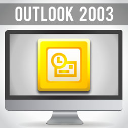 Microsoft Outlook 2003 course image