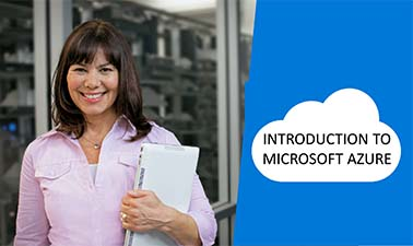 Introduction to Microsoft Azure course image