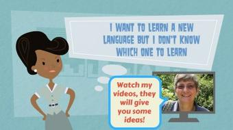 Language Learning: I want to learn a new language but don't know which one! course image