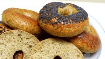 Bake the Best Onion Poppyseed Bagels! Fun! Easy! course image