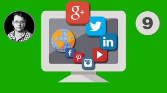 Social Media Marketing Masterclass - SEO & Local SEO / Search Engine Optimisation Parts 22-29 course image