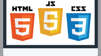 HTML, CSS, and Javascript for Web Developers course image