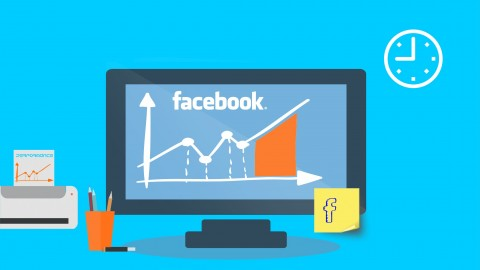 Facebook Marketing & Advertising Secrets to 10X leads [2015] course image