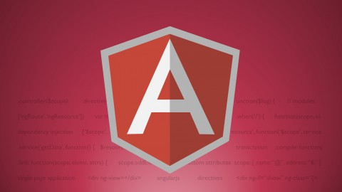 Learn and Understand AngularJS course image