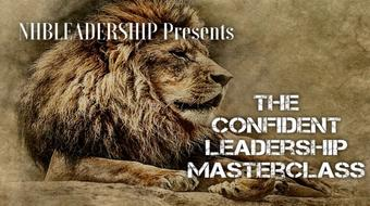 The Confident Leadership Masterclass course image
