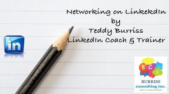 Networking on LinkedIn® course image
