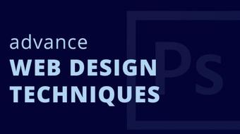 Photoshop For Web Designer: Advance Webdesign Techniques In Photoshop course image