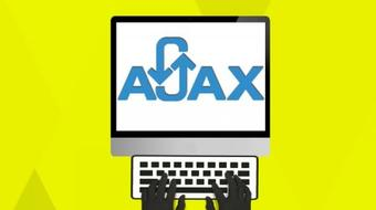 AJAX with JQuery Basics Beginner Introduction Course course image
