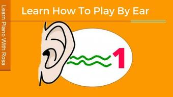 Learn To Play By Ear # 1:  Get to know these 7 Tones course image