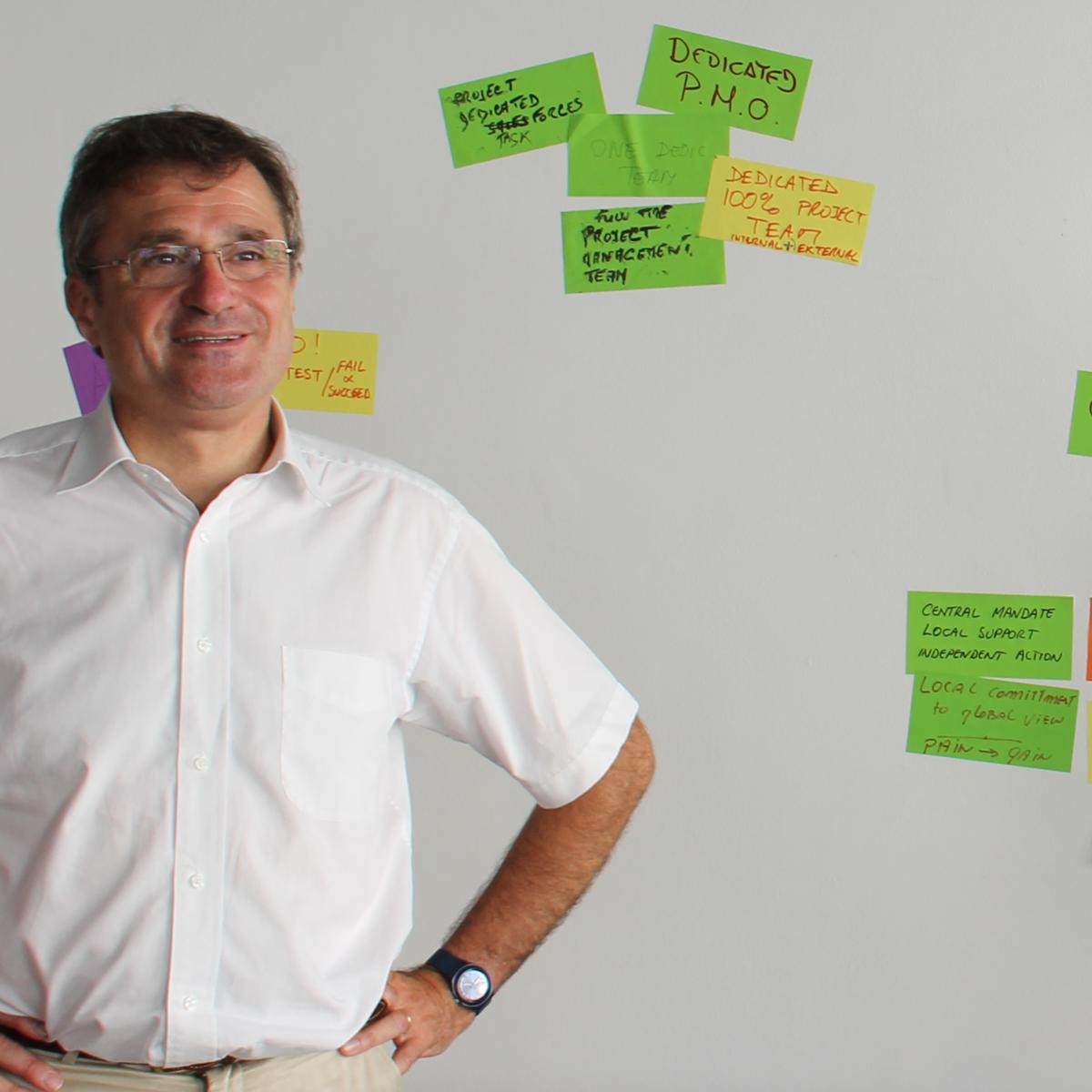 L'entrepreneuriat qui change le monde course image