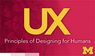 Principles of Designing for Humans course image