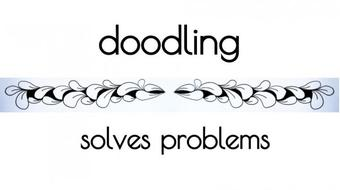 Doodling Solves Problems. Digital Nomad Skills course image