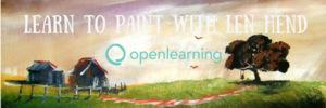 Learn to Paint With Len Hend  course image
