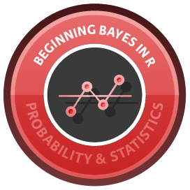 Beginning Bayes in R course image