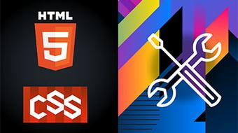 HTML5 and CSS Fundamentals course image