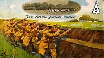 The Christmas Truce (Part Five): The Football Match course image