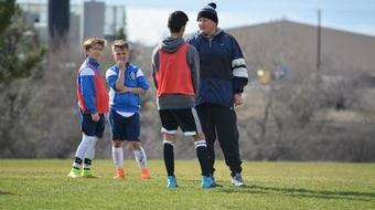 Youth Football Coaching: Developing Creative Players  course image