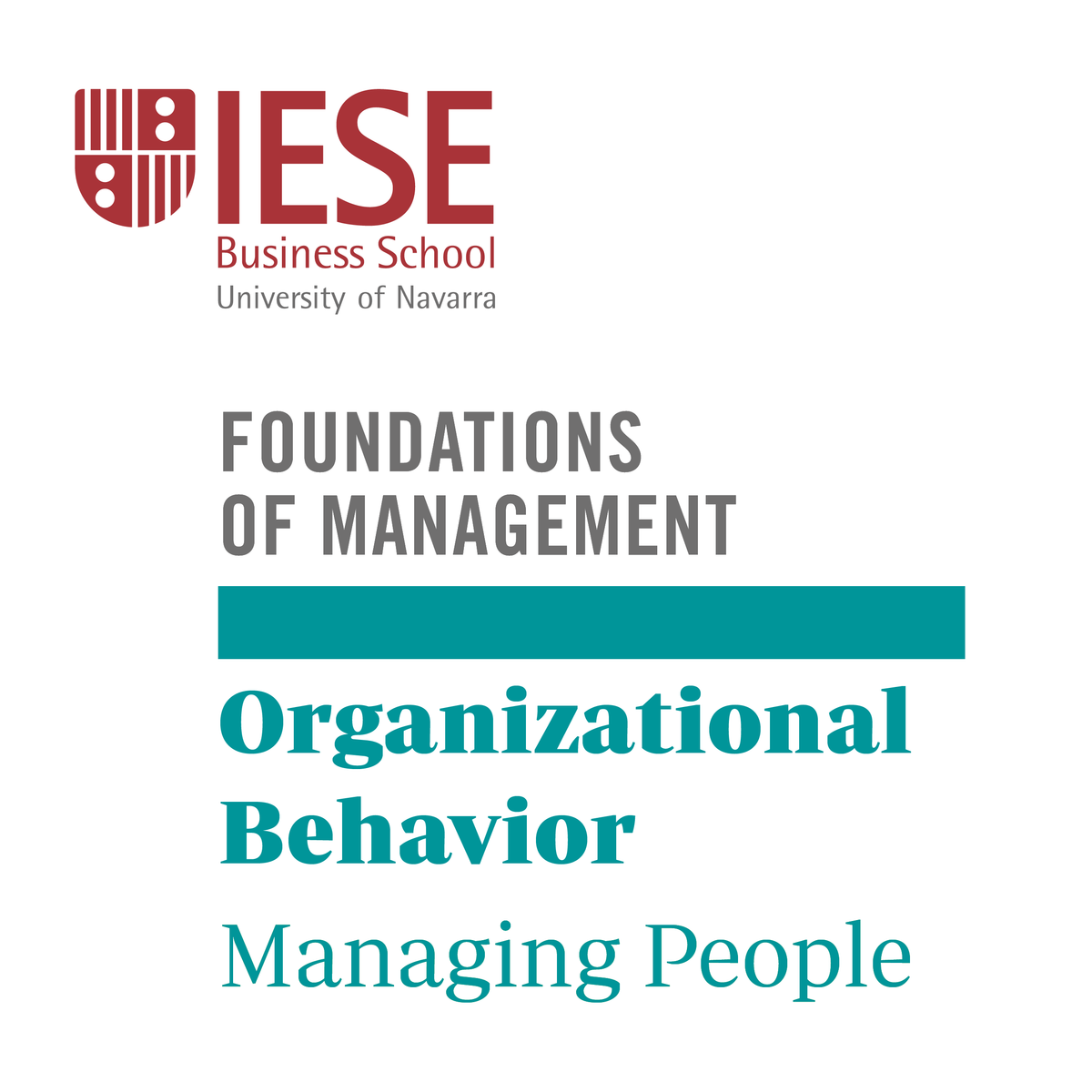 Organizational Behavior: How to Manage People course image