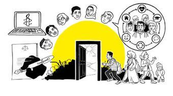 Derechos humanos: Los derechos de las personas refugiadas course image
