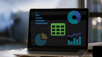 Create an Interactive Excel Dashboard A to Z for Analytics course image