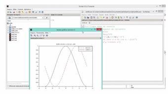 Plotando gráficos 2D no Scilab - Parte 1 course image