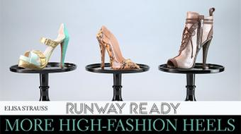 Runway Ready: More High-Fashion Heels course image