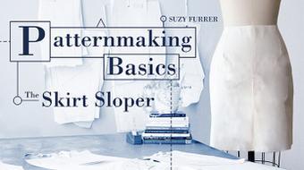 Patternmaking Basics: The Skirt Sloper course image