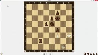 Chess - Learn How To Find Tactical Strikes: Stalemate course image