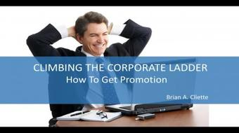 Learn to Climb the Corporate Ladder course image
