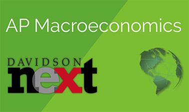 AP® Macroeconomics course image