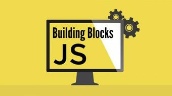 JavaScript the Basics for Beginners- Section 1: Building Blocks course image