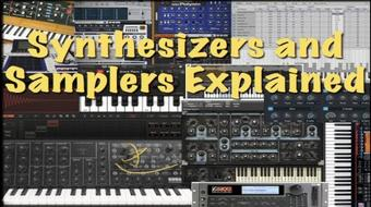 Synthesizers and Samplers Explained: Part 1 - How Sound Works course image
