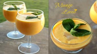 Mango Lassi - a refreshing Indian Yogurt drink course image