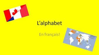 Bite-sized French for Beginners: Learn The Alphabet course image
