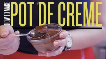 Creating With Confidence: How To Make Pot De Creme course image