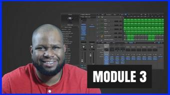 Music Production Bootcamp For Beginners - Module 3: Building The Beat course image