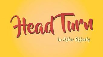 Easy head turn in After Effects course image
