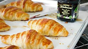 How to make butter croissants course image