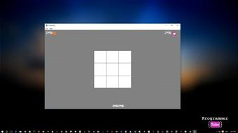 Learn to program Tic Tac Toe Game in Visual C++ on Windows course image