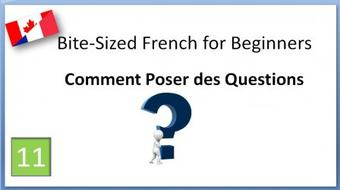Comment Poser des Questions course image