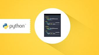 Python Programming for Beginners course image