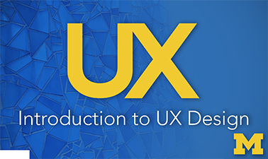 Introduction to UX Design course image