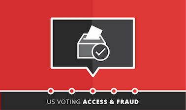 US Voting Access and Fraud course image