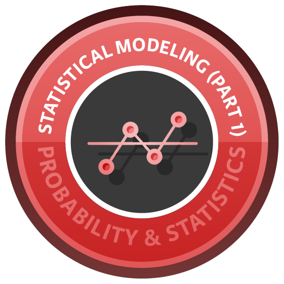 Statistical Modeling in R (Part 1) course image